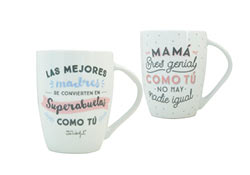 Tazas Mr. Wonderful Mamá