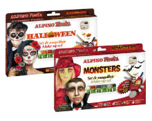 Sets de maquillaje Monster y Halloween
