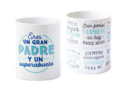 Taza Mr. Wonderfull