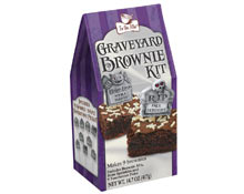 Graveyard Brownie Kit
