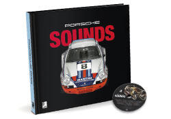 Libro y CD Porsche sounds
