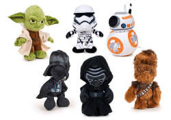 Peluches <br> Star Wars