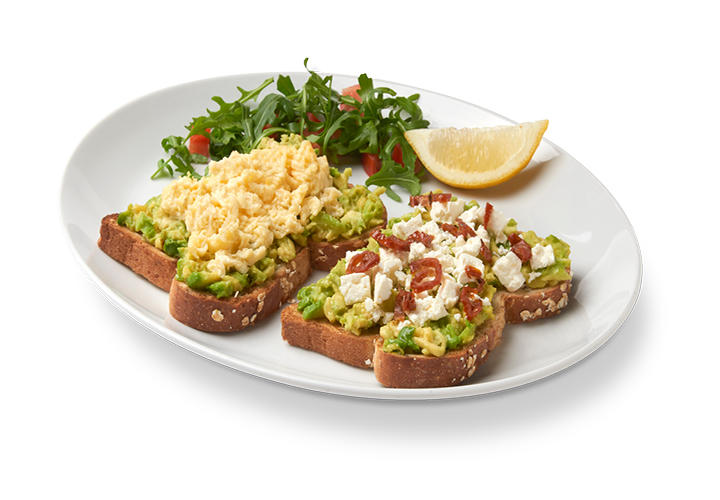 Aguacate Toasts