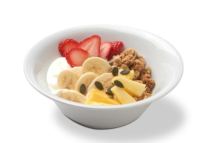Bowl de Yogur y Muesli