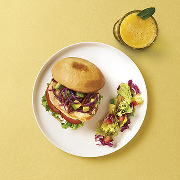 Good For You - Aguacate Chicken Burger